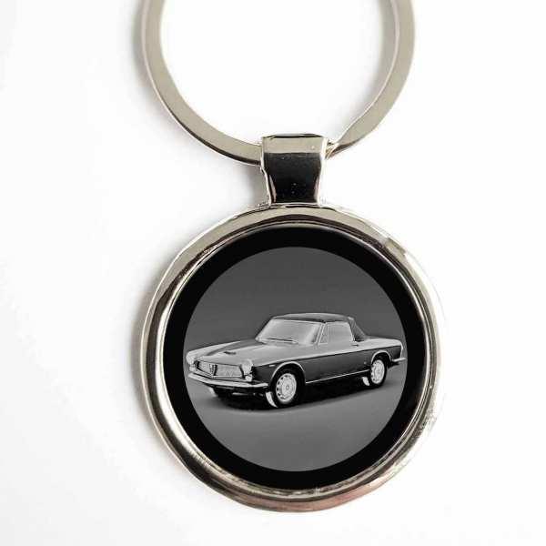 Alfa Romeo 2600 Gravur Schlüsselanhänger personalisiert