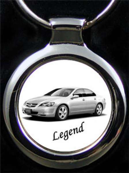 Honda Legend Auto Gravur