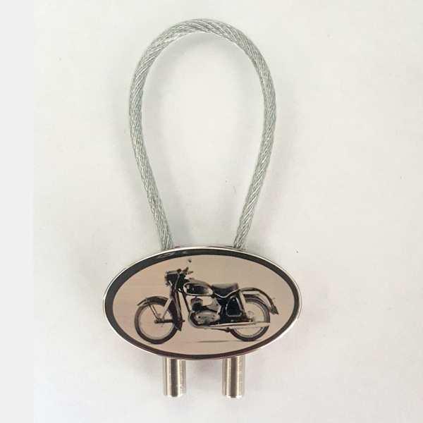 DKW RT175 Schlüsselanhänger personalisiert mit Gravur
