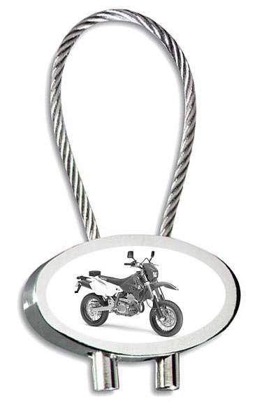 Suzuki DR Z Motorrad Schlüsselanhänger inkl. Gravur