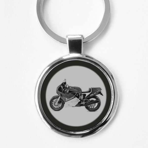 Ducati 750F1 Motorrad personalisiert mit Gravur