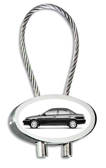 Kia Sephia Auto Schlüsselanhänger mit Gravur