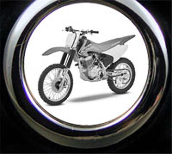 Honda CRF150 F Schlüsselanhänger