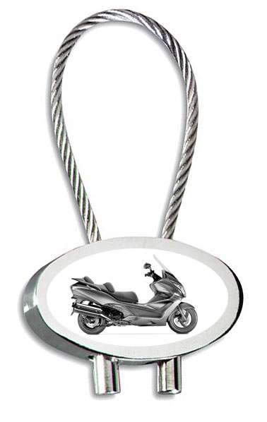 Honda SW T400 Motorrad Schlüsselanhänger inkl. Gravur