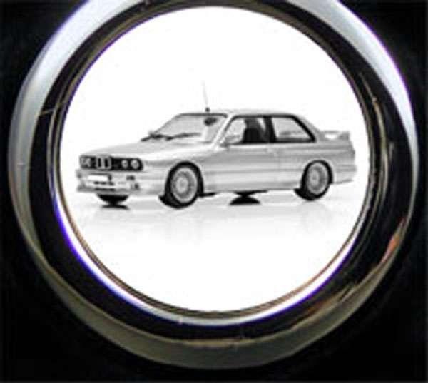 BMW Alpina B6 Schlüsselanhänger