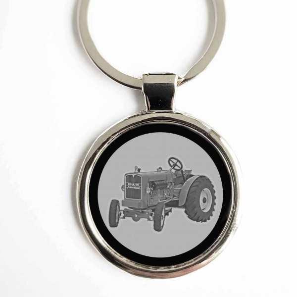 MAN AS 325 Traktor Gravur Schlüsselanhänger personalisiert