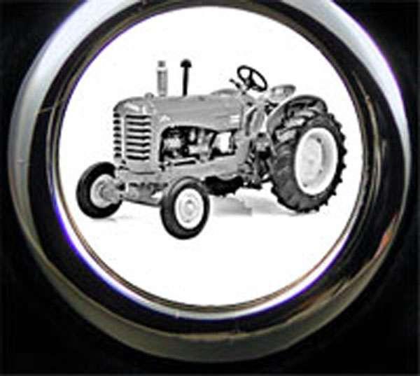 Massey Harris 30k Traktor
