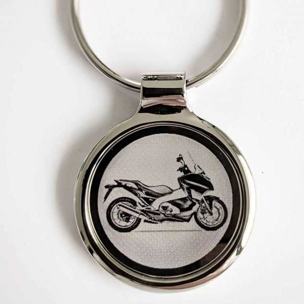 Honda Integra Schlüsselanhänger personalisiert - original Fotogravur
