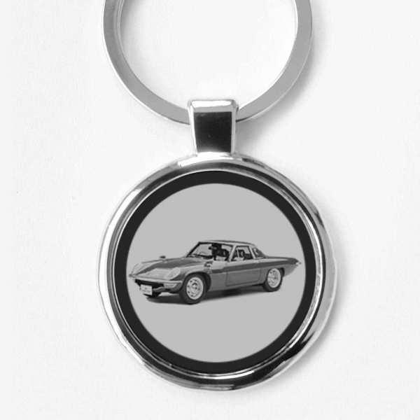 Mazda Cosmo Gravur Schlüsselanhänger personalisiert