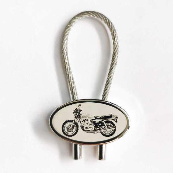 Suzuki GS 1000 Gravur Schlüsselanhänger personalisiert